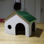 ハリネズミ小屋を手作りする