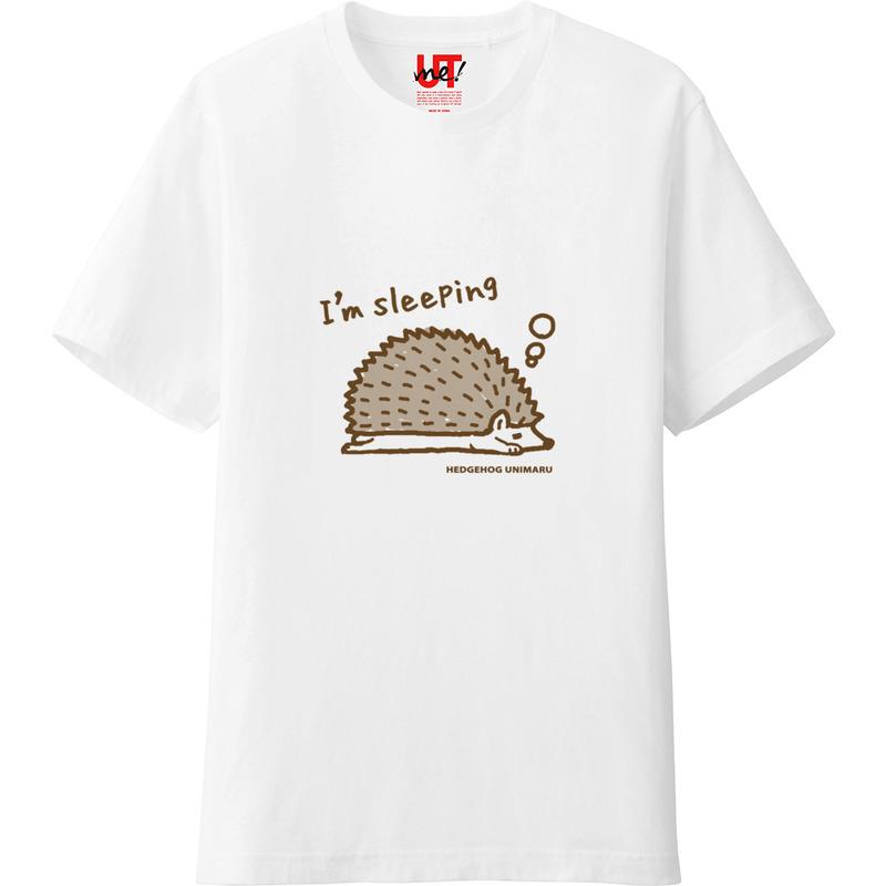 ハリネズミTシャツ for KIDS