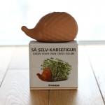 ハリネズミのカイワレ栽培キット